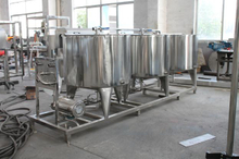 FILLTECH automatic CIP cleaning system / CIP system for juice production line