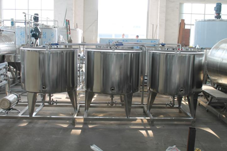 FILLTECH automatic CIP cleaning system / CIP system for