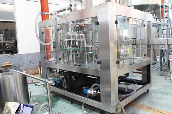 How to Improve the Efficiency of the Filling Machine?