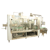 2000bph Automatic Mineral Water Filling Packing Line
