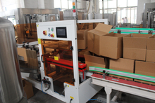 Automatic Carton Opening Machinery