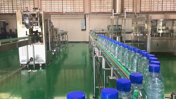 Automatic Turnkey Project of Bottled Water Plant-Filltech Beverage Machinery