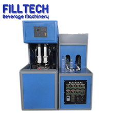 semi automatic plastic bottle blow moulding machine for small water factory