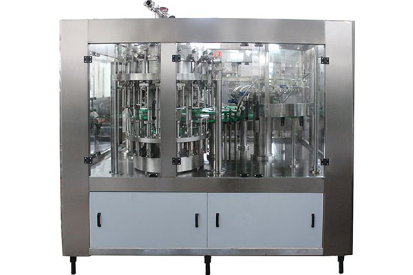 Main Characteristics of Beverage Filling Machines